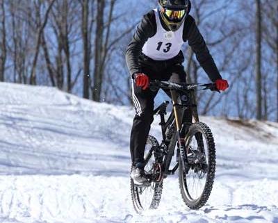Grip Slip Mountain Bike Race Powder Ridge Mountain Park Resort