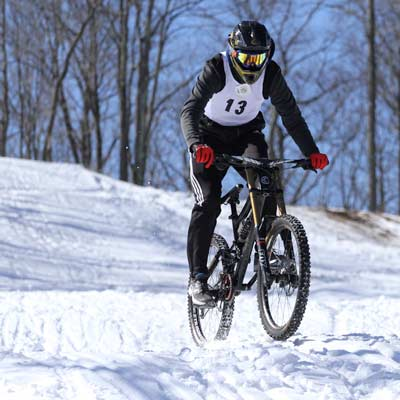 Grip & Slip Mountain Bike Race