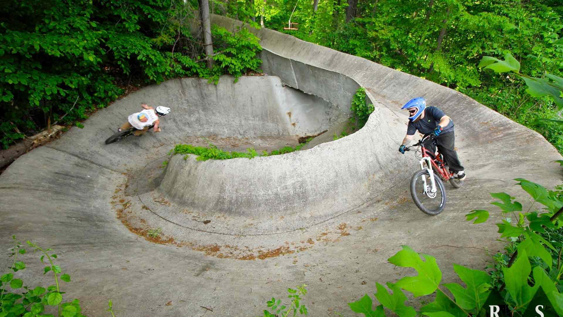 mountain bike - powder ridge mountain park & resort
