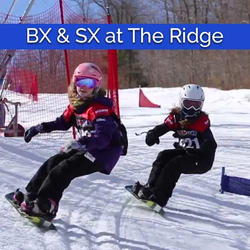 Boardercross & Skiercross Racing
