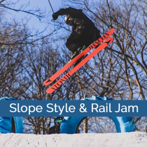 USASA Slope Style & Rail Jam