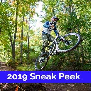 Mountain biking sneak peek day