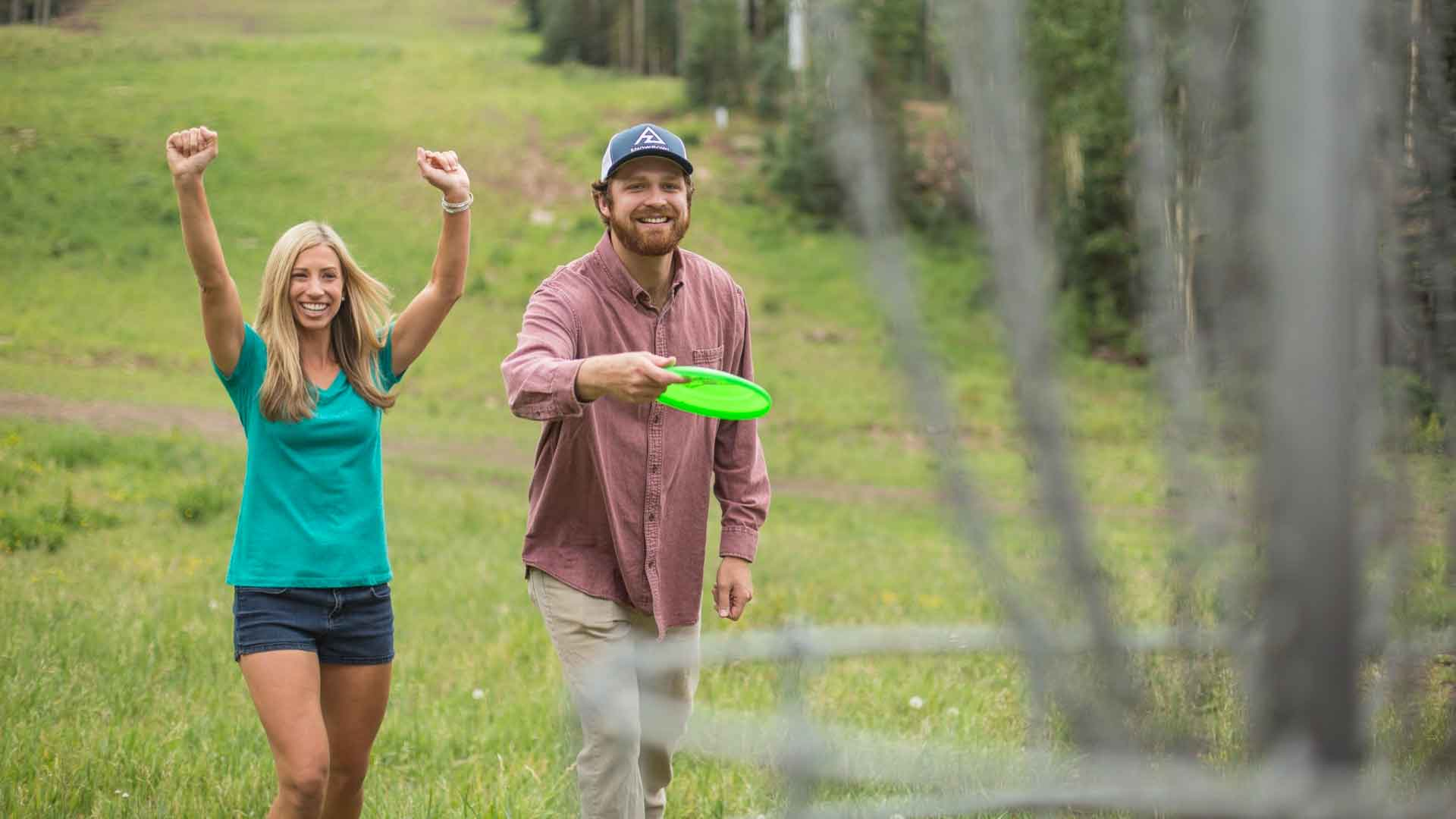 Powder Ridge Disc Golf