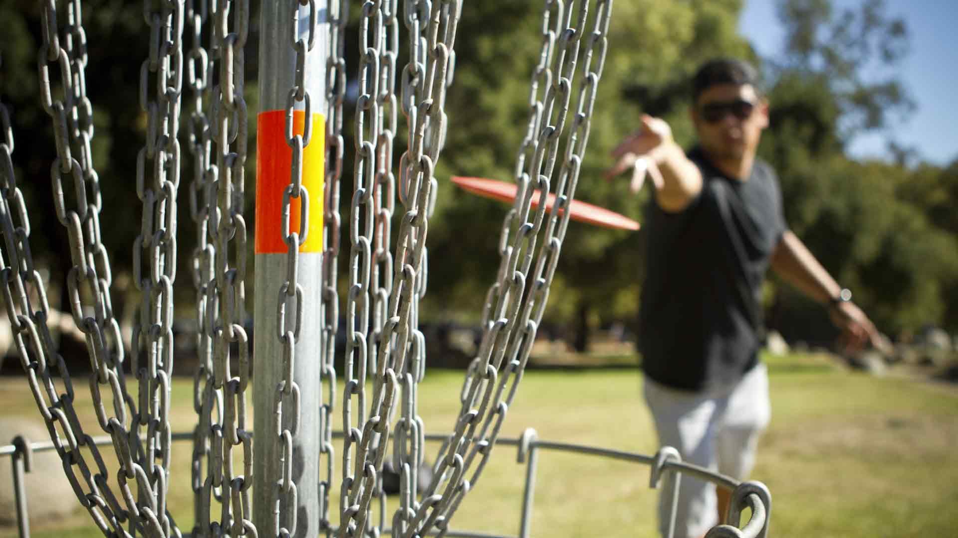 Powder Ridge Disc Golf
