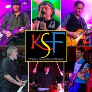 Live Music – KSF & SixGun Sound