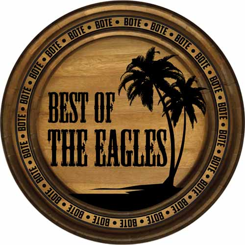 best of the eagles logo
