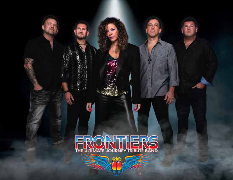 Frontiers band members