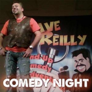 Comedian Dave Reilly Nov. 26