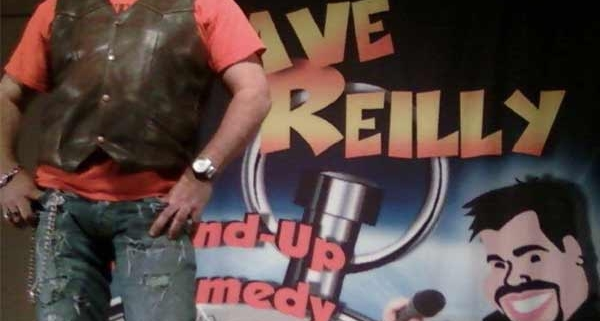 Comedy night with Dave Reilly