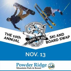 Annual Ski & Board Swap
